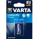 Batterien Varta Longlife Power 9 V Blister/1