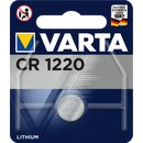 Varta Lithiumzelle Electronic CR1220 Blister lose